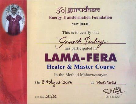 Lama Fera (Basic & Master)